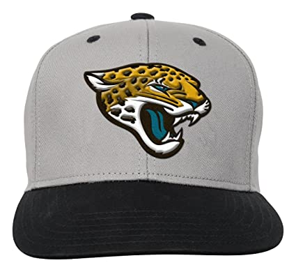 quite nice 9b66c e061f Outerstuff NFL Youth Boys Team Flatbrim Snapback Hat-Black-1 Size,  Jacksonville Jaguars