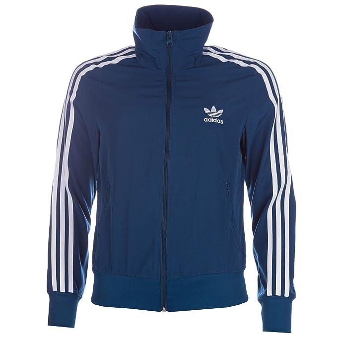 440c9ec673d adidas Originals - Chaqueta deportiva - para mujer azul azul 46  Amazon.es   Ropa y accesorios