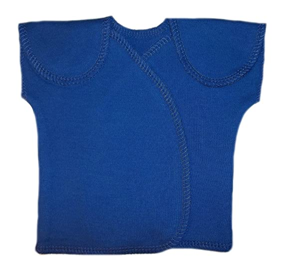 017ed37f00a9 Amazon.com  Jacqui s Unisex Baby Cotton Knit NICU Shirts - Lots of ...