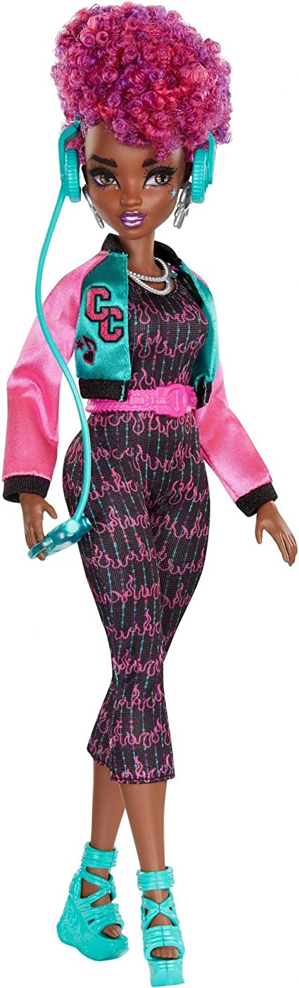 Mattel Wild Hearts Crew Cori Cruize Doll with Style Accessories Toy Kids Collect