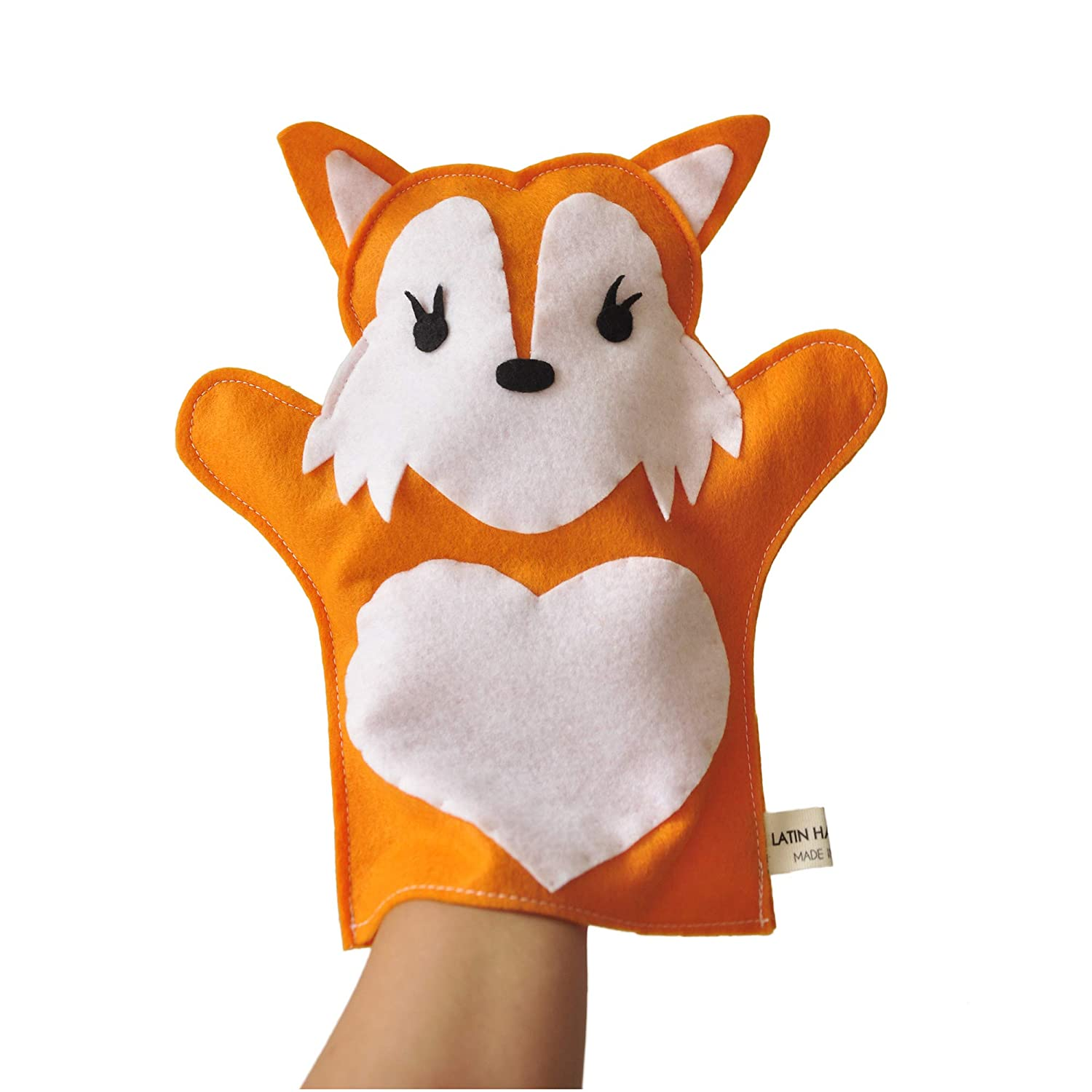 Free Shipping Animal Hand Puppet