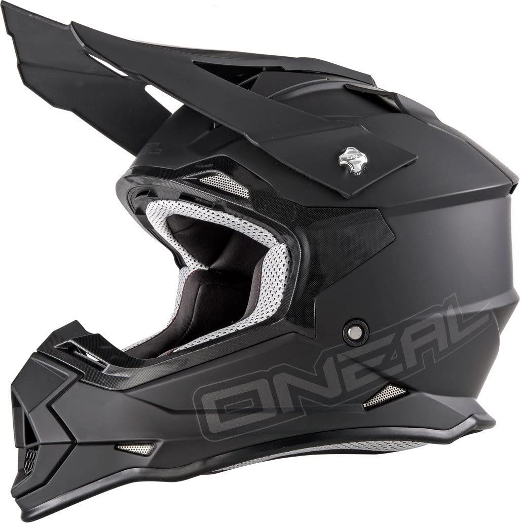 XS 53-54cm Gr/ö/ße ONEAL 2 Series RL Motocross Enduro MTB Helm Flat schwarz 2020 Oneal