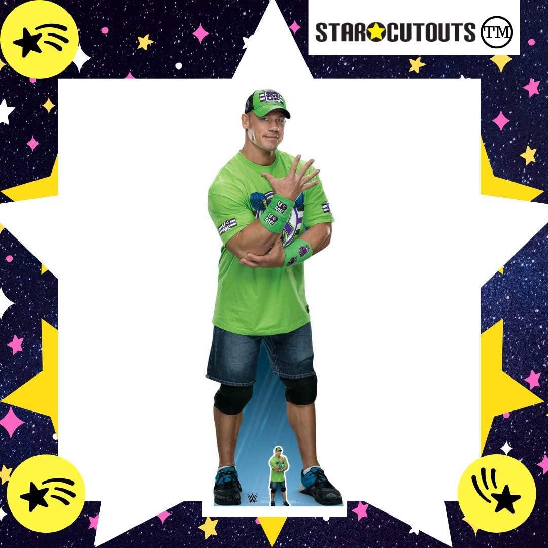 no Regrets lotta duro Star Cutouts Ltd John Cena Live Fast cartone, 185/x 60/x 185/cm