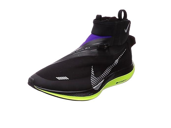 NIKE Zoom Pegasus Turbo Shield, Zapatillas de Running Hombre: Amazon.es: Zapatos y complementos