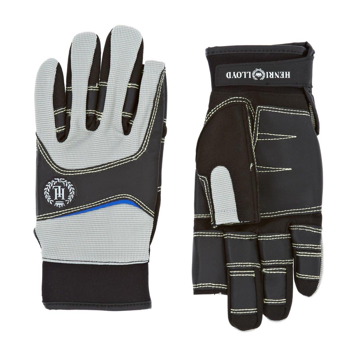 Henri Lloyd Stealth Maxgrip LF Handschuhe Y80050_GRIS_XXL