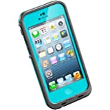 EVERMARKET(TM) Waterproof Shockproof Dirtproof Snowproof Protection Case Cover for Apple iPhone 5 5S - Light Blue by Evermarket