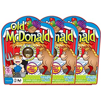 Old McDonald - A Pop n' Match Game Pkg/3