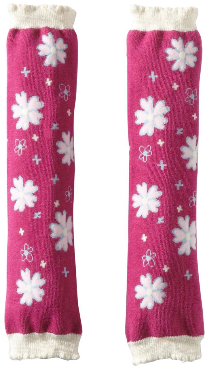 Babylegs Baby-Girls Infant Tea Roses Leg Warmer, Pink, One Size BL12-0001