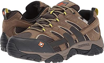 a08ea770 Merrell Mens Moab 2 Waterproof hicking Shoe