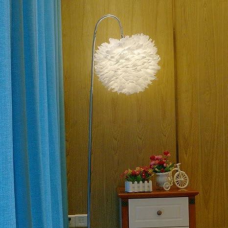 Art Lámparas de pie Moderno Simple Sala de Estar Dormitorio ...