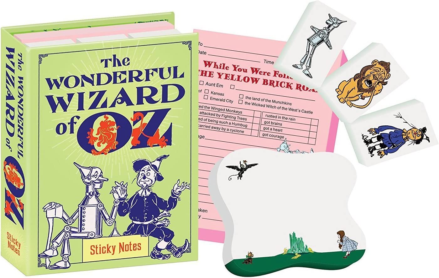BLEOUK Wizard of Oz Inspired Gifts Daughter Niece Best Friend Birthday Gift Wizard of Oz Fans Gift Book Nerd Gift Wizard of Oz Gifts for Women