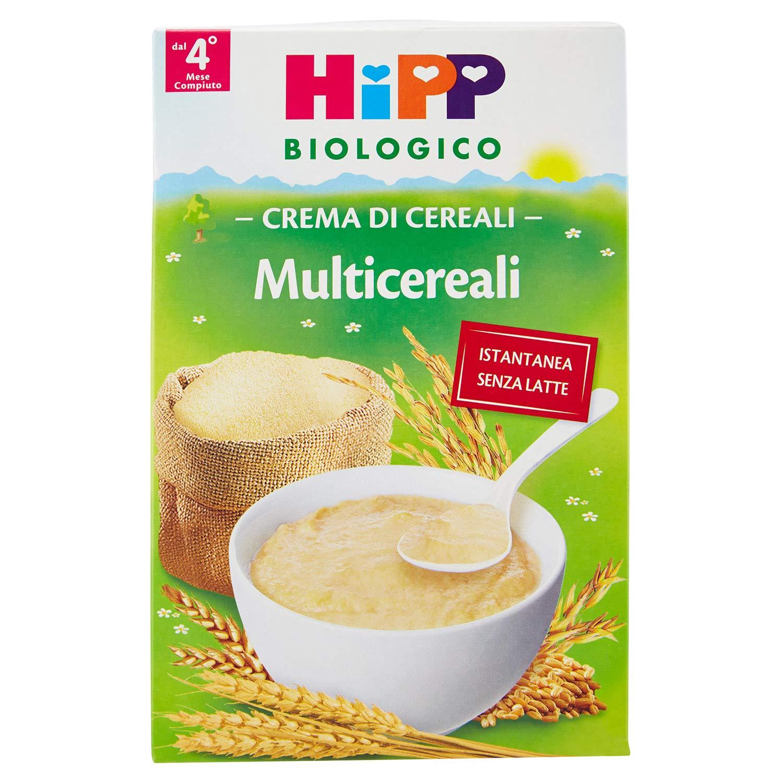 HiPP Organic Creme To Multigrain Cereal 200g HIPP ITALIA SRL