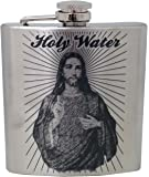 Island Dogs Holy Water Flask