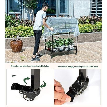 Soporte de Flores para Plantas de Metal, Desmontable ...