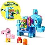 LeapFrog LeapBuilders Fruit Fun Elephant, Multicolor