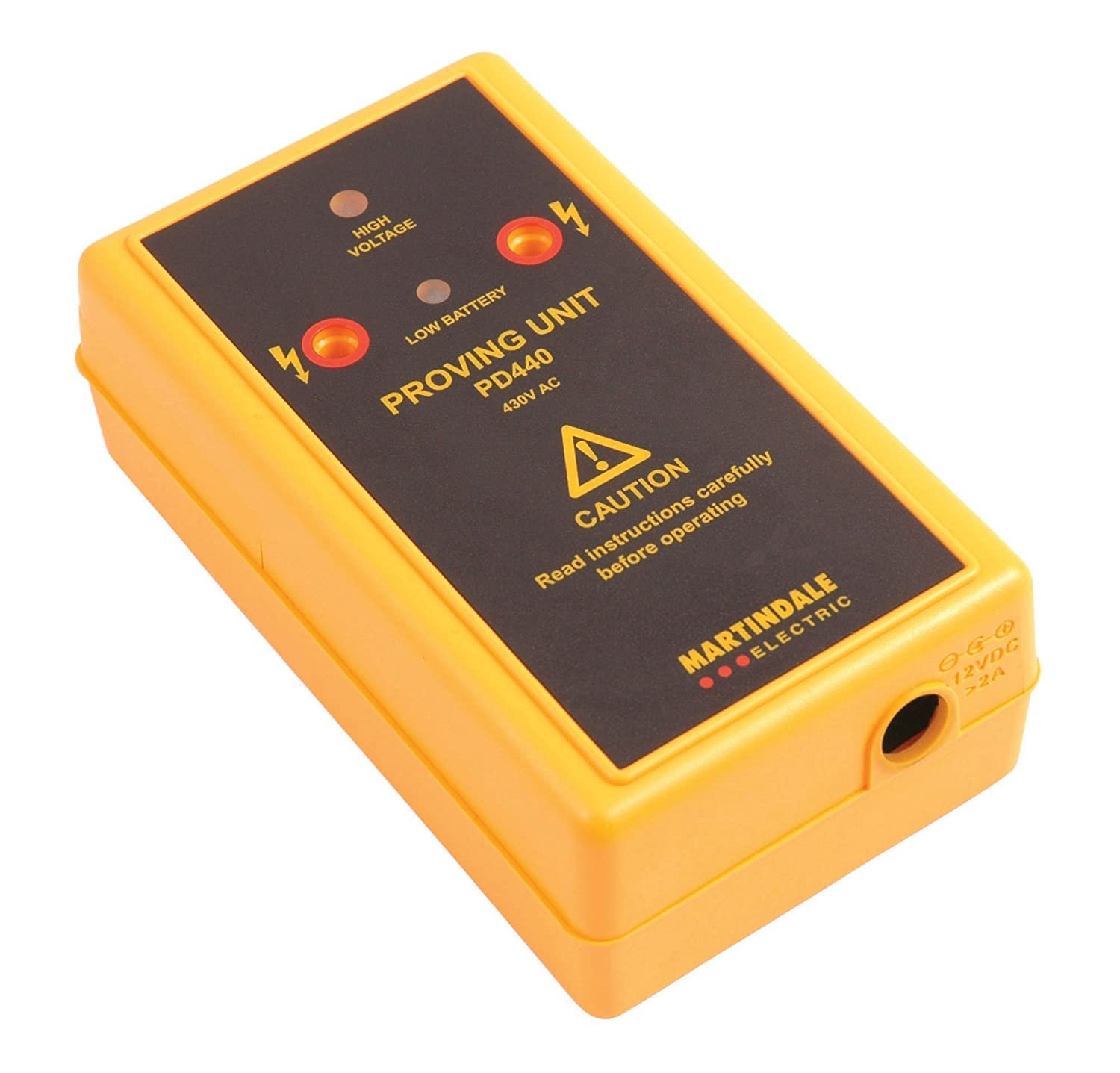 Martindale Vipd138 Voltage Indicator And Proving Unit Kit Amazonco Mains With A Led Business Industry Science
