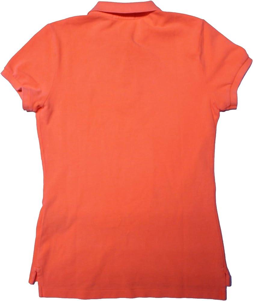 Polo Ralph Lauren - Camiseta - para Mujer Naranja Naranja X-Small ...