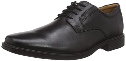 Tilden Plain, Mens Derby Lace-up Clarks