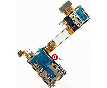 Premium ✅ Sony Xperia M2 Aqua D2403 D2406 lector de tarjeta ...