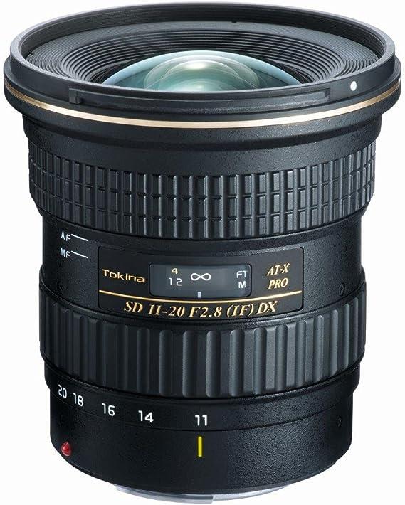 Tokina At X 11 20 2 8 Pro Dx Canon Lichtstarkes Ultraweitwinkel