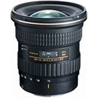 Tokina AT-X 11-20mm PRO DX F2.8 - Objetivo para Canon (distancia focal 11-20 mm, apertura f/2.8, diámetro filtro: 82 mm), negro