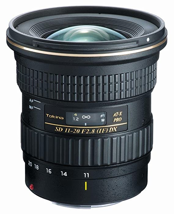Review Tokina ATXAF120DXC 11-20mm f/2.8