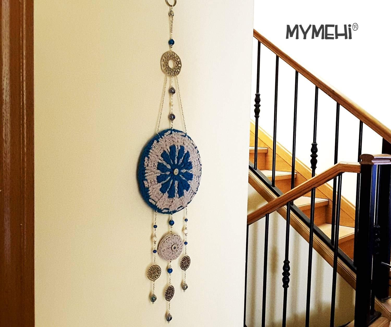 Mandala de pared, diseño exclusivo hecho a mano, pieza única ...