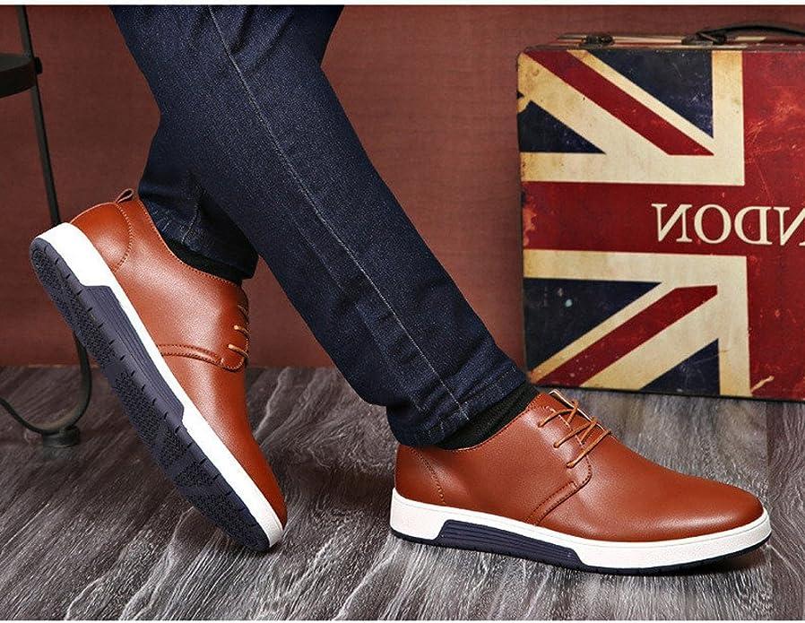 JACKY'S Merkmak Men's Casual Leather