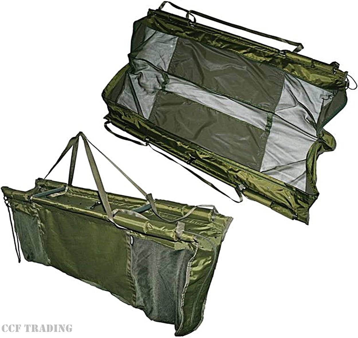 NGT CARP FISHING CAPTUR FLOATING SLING AND HOLDING SYSTEM WITH 2M ROPE AND PEG