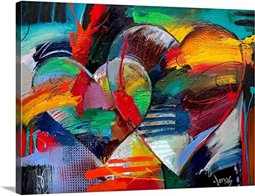 Love Canvas Wall Art