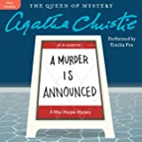 A Murder Is Announced: A Miss Marple Mystery