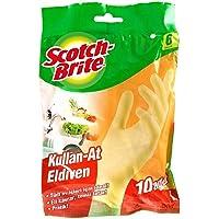 Scotch-Brite Kullan-At Eldiven, Small