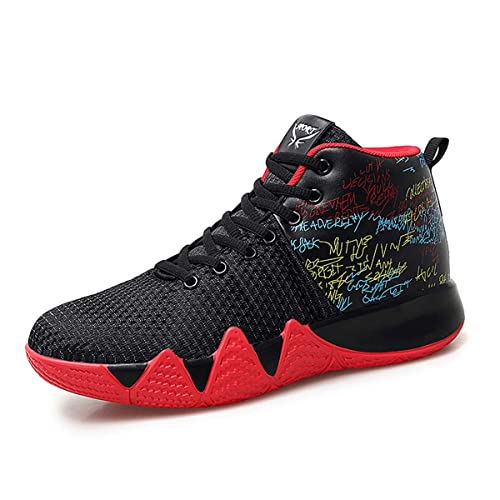 b3ac543dfcf8 JiDesm Newst Athletic Mens Kyrie 4 Air Basketball Shoes Big Sizes Trainer  Breathable Outdoor Sport Shoes
