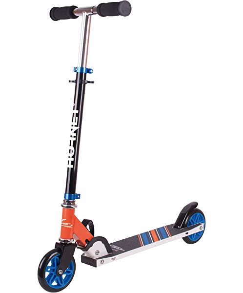 Hornet 14512 - Patinete 120, Big Wheel Scooter, Cubo de ...