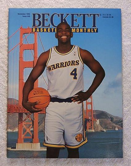 reputable site e2ffd 07a27 Chris Webber - Golden State Warriors - Beckett Basketball ...