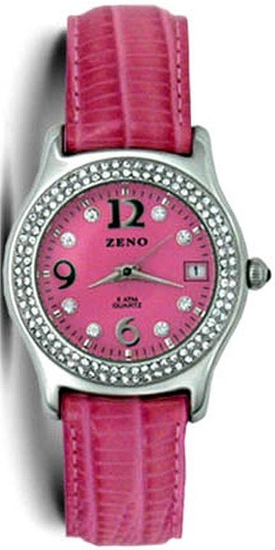 Zeno-Watch Damenuhr - Femina Designer - 7464Q-i10