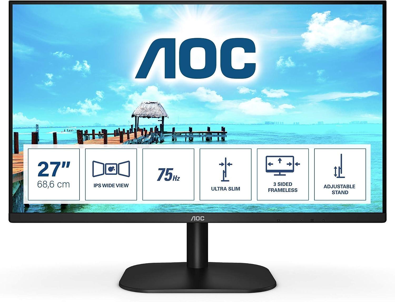 AOC Monitor 27B2H- 27