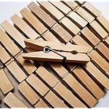 "Sturdy Small Craft Clothespins 1 3/4"" - 96/pkg"