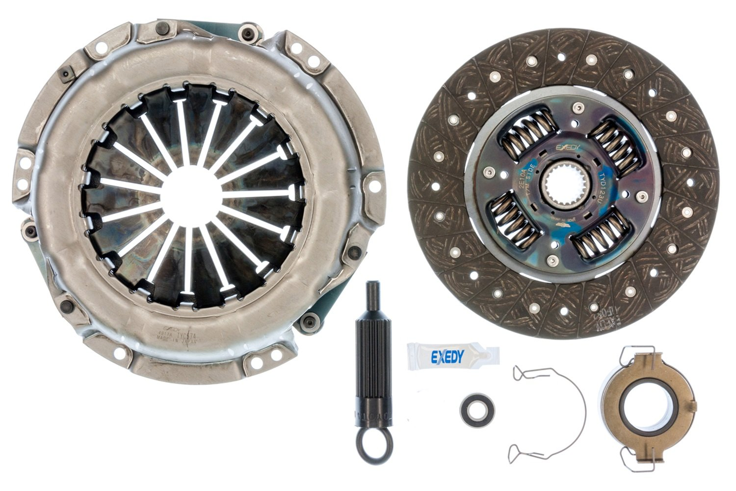EXEDY 16082 OEM Replacement Clutch Kit by Exedy