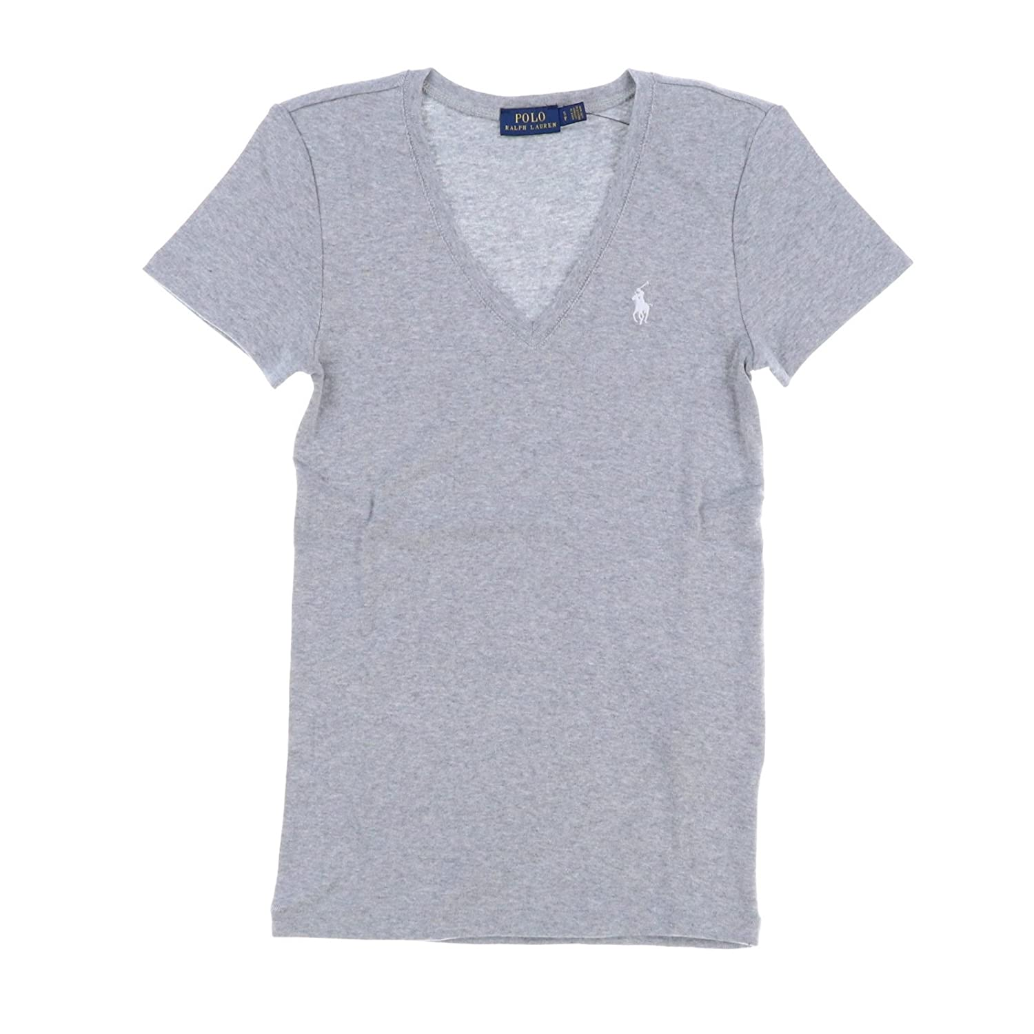 Polo Ralph Lauren Womens V Neck Perfect Tee At Amazon Womens