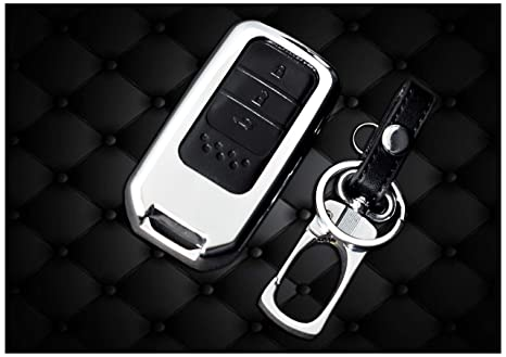 Furnishmyauto 3 Button Remote Car Keyless Key Cover Case Fob For
