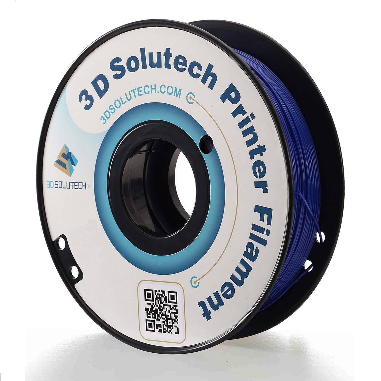 3D Solutech Azul marino Impresora 3D PLA Filamento 1.75MM ...