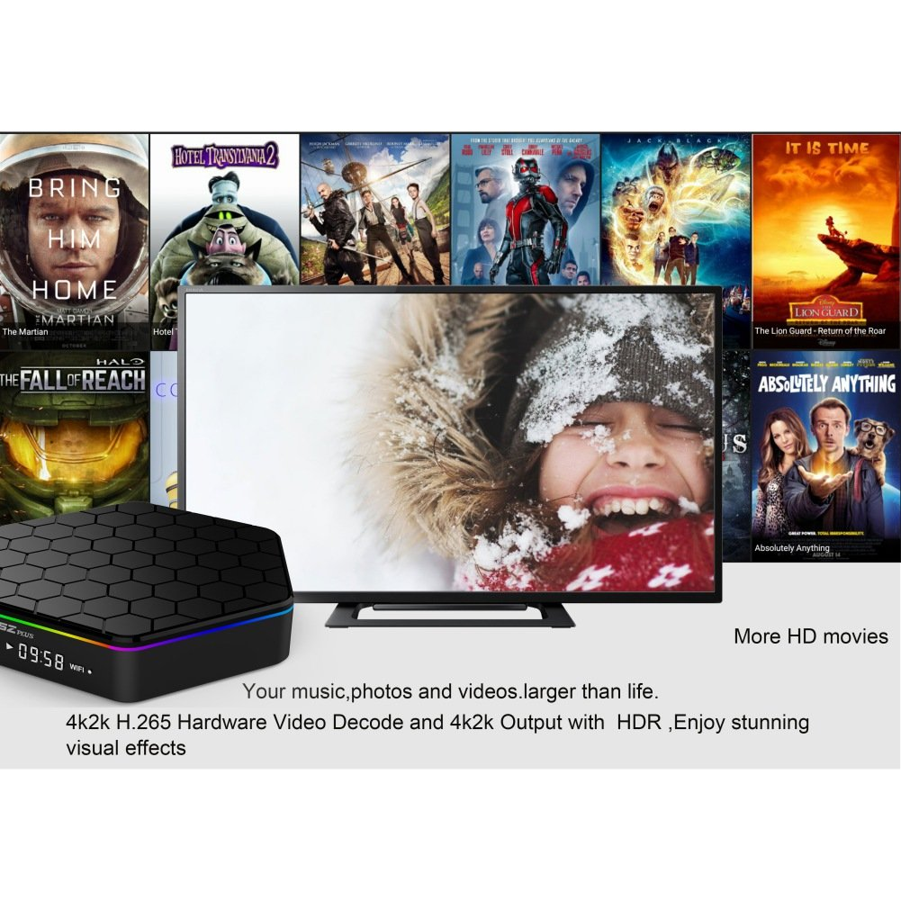 T95Z Android Box