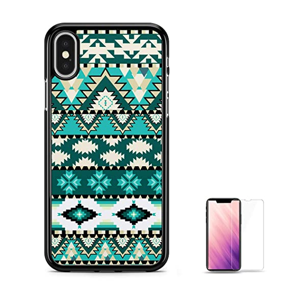 outlet store ffbfa 11206 iPhone X Case (5.8 inch) Obbii Unique Tiffany Marble Design Hybrid Slim  Hard Shell+ Inner TPU Protective Durable Cover Case with Clear Screen ...