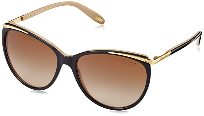25f2bfc823cca Image Unavailable. Image not available for. Color  Ralph by Ralph Lauren  Women s 0ra5150 Cateye Sunglasses