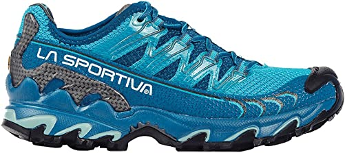 La Sportiva Ultra Raptor Women s Mountain Trail Running Shoe, Fjord Malibu Blue, 37