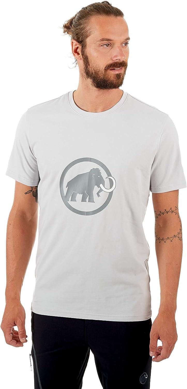 Hombre Mammut Logo Camiseta
