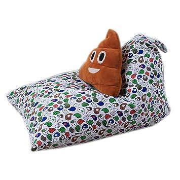 Spielzeug Aufbewahrungstaschen Hangend Holeider Sitzsack Kinder