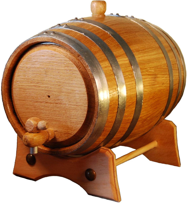 Spaniard Barrels & Coopers Barril Artesanal de Roble Americano de ...