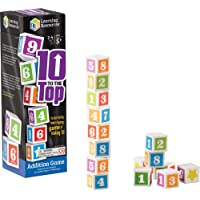 Learning Resources LER1767 10 to the Top Addition Game